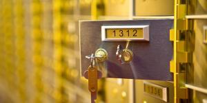 Safety Deposit Boxes Oxford