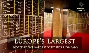 Opening Soon Safety Deposit Boxes Oxford